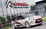 Citroën DS3 WRC: first pics