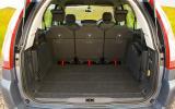 Citroën Grand C4 Picasso seat flexibility