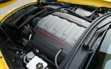 Corvette C7 Stingray 6.2-litre engine