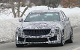 New Cadillac CTS-V to take on BMW M5