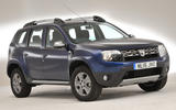4 star Dacia Duster