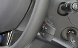 Dacia Duster audio controls