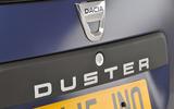 Dacia Duster badging