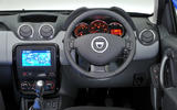 Dacia Duster dashboard