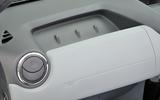 Dacia Duster glovebox