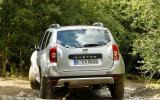 Dacia Duster's all-terrain ability and low cost make a great deal of financial sense