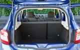 Dacia Sandero boot space
