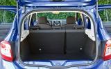 Dacia Sandero boot space