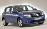 3 star Dacia Sandero