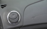 Dacia Sandero air vents