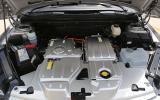 Denza Notchback EV electric motor