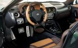 Geneva quick news: Gold leaf-covered S-class; VW Amarok V8