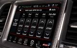 Dodge Challenger SRT Hellcat infotainment
