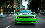 V8 Challenger SRT Hellcat