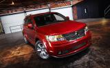 Dodge Journey facelift revealed