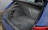 Audi S3 2016-2020 road test review - boot