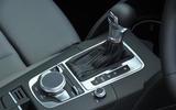 Audi S3 2016-2020 road test review - centre console