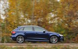 Audi S3 2016-2020 road test review - hero side