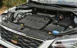 2.0-litre Seat Ateca diesel engine