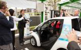 Re-charging Toyota i-Road