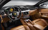 Ferrari FF - first interior pics