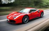 5 star Ferrari 488 GTB
