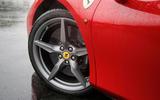 20in Ferrari 488 GTB alloys