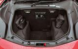 Ferrari 488 GTB boot space