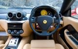 Ferrari 599 dashboard
