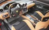 Ferrari 599 GTO driven