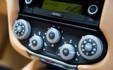 Ferrari 599 climate control switchgear