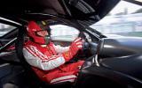 Ferrari 599XX drive on video