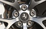Ferrari 599 GTO specific alloys