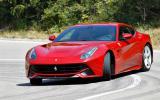 Ferrari considering new front-engined model