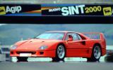 5 star Ferrari F40