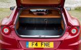 Ferrari FF boot space