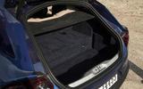 Ferrari GTC4 Lusso boot space