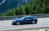 Ferrari GTC4 Lusso side profile
