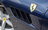 Ferrari GTC4 Lusso side vents