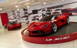The evolution of LaFerrari
