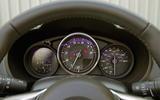 Fiat 124 Spider instrument cluster