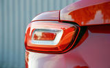 Fiat 124 Spider rear lights