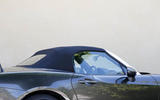 Fiat 124 Spider roof up