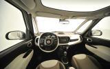 Fiat 500L to herald series of MPVs
