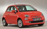4 star Fiat 500