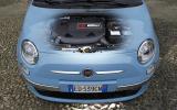 Paris motor show: Fiat 500 Twinair