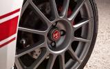 16in Fiat 500 Abarth alloys