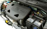 0.9-litre Fiat 500 Cult TwinAir engine