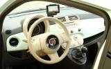 Fiat 500 Cult TwinAir 105 interior