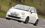 4 star Fiat 500C